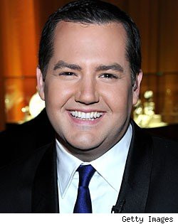 Comedian Ross Mathews