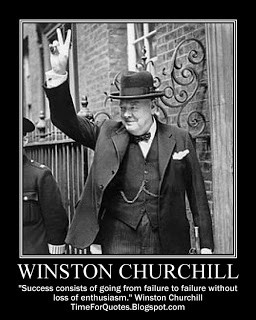 Winston Churchill You