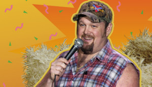 Larry the Cable Guy Larry the Cable Guy