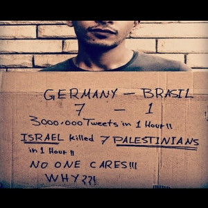 think I see humans but no humanity One day palestine will be free