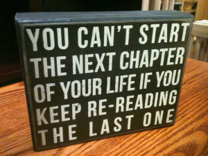quotes about starting a new chapter in your life