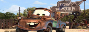 Tow Mater Facebook Timeline Cover
