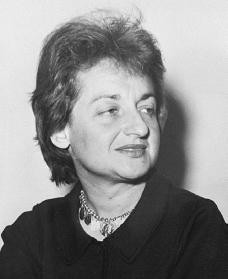 More Betty Friedan images: