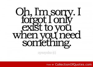 Apology, Quotes, Sayings, Sorry, Sarcastic