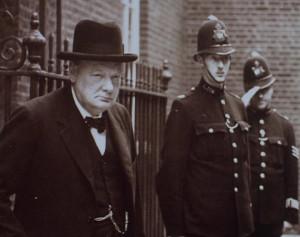 Winston Churchill: Winston Churchill: