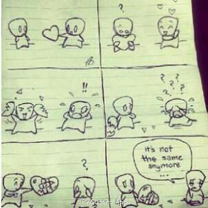 so cute. #hurt #love #broken #quote #heart #trust