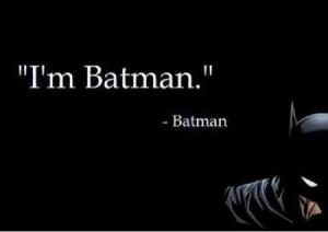 BatmanQuote
