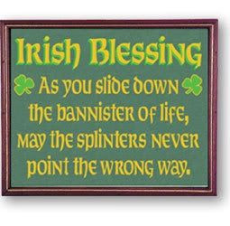 Funny Irish Sayings & Blessings quotes