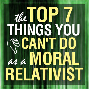 Moral Relativity