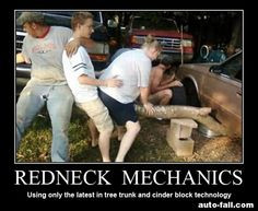 ... rednecks mechanical funny pictures rednecks cars funny stuff cars jack