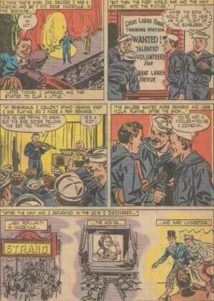 Jack Benny Comics