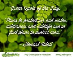 Plans to protect air and water, wilderness and wildlife are in fact ...