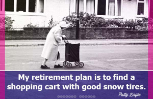 Retirement is your best chance to make your neighbors burn with ...