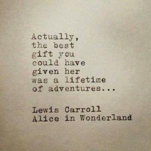Lewis Carroll. Alice in Wonderland