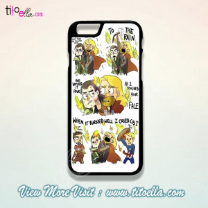Home Page Phone Case iPod Case Funny Avengers Quotes Phone Cases