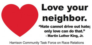 Anti Racism Quotes For Kids Harrison's race-relations
