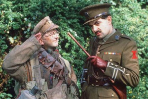 Blackadder Goes Forth Baldrick Edmund