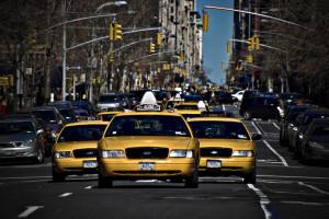 Yellow Cab New York