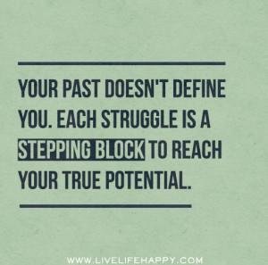 Reach your true potential!