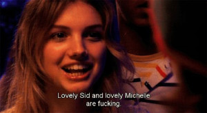 SKINS QUOTES.
