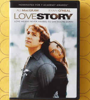 ... Day: Love Story (1970) Starring: Ali MacGraw and Ryan O'Neal