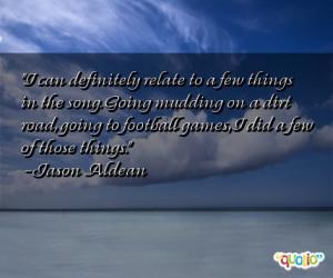 Mudding Quotes