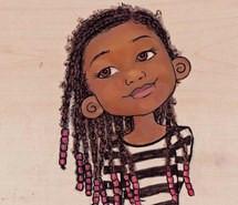 african american, afro, beads, beautiful, beauty, big ears, black girl ...