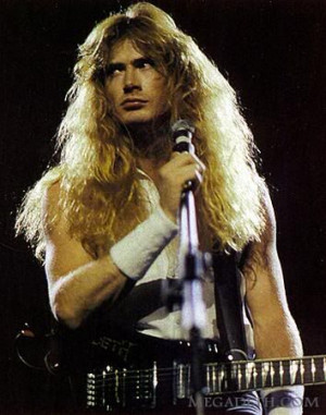 Dave Mustaine/Megadeth