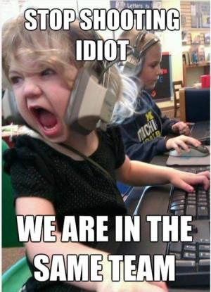 angry, comic, cute, funny, gamer, girl, humor, humour, joke, kid, lol ...