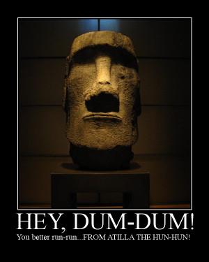 Hey, dum-dum by Infusco-raydion