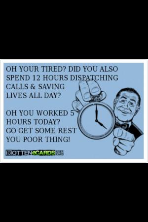 Funny 911 Dispatcher Quotes