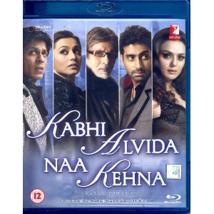 free Kabhi Alvida Naa Kehna - Karan Johar (Hindi Film / Bollywood ...