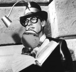 Roddy McDowall as Bookworm