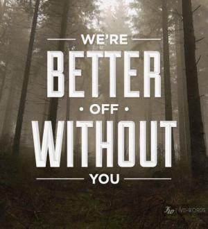Better off