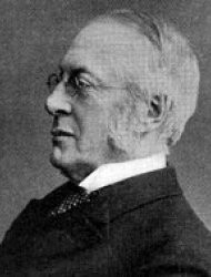 Charles W. Eliot, President of Harvard University