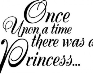 ... Wall Quotes Words Lettering Sayings Removable Princess Wall Decal