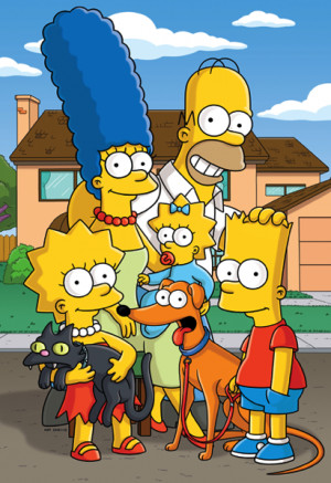 family has their own star on the Hollywood Walk of Fame.Matt Groening ...