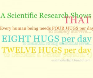 scientific research shows : Relationship Quote