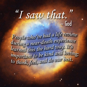 Near Death Experiences Quotes