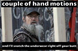 duck dynasty quotes uncle si