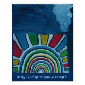 God Will Give You Strength