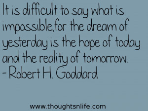 Quotes Hopes And Dreams ~ Famous Quotes, Life Quotes, Spiritual Quotes ...