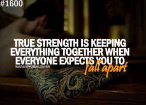 Strength Quotes Tumblr Pictures