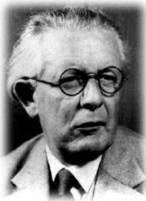 Sir Jean William Fritz Piaget