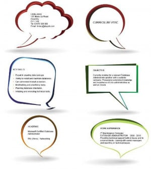 free CV examples, templates, creative, downloadable, fully editable ...