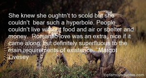 Top Quotes About Hyperbole Love