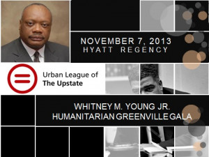 Whitney M.Young Jr. Humanitarian Gala Honoring Reverend.T.E. Simmons