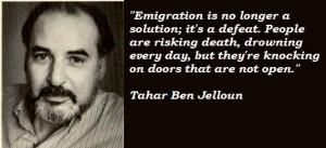 Tahar ben jelloun famous quotes 3