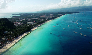 Boracay The Jewel Philippines Tropical Paradise Like