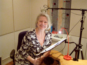 Journalist Kate Adie